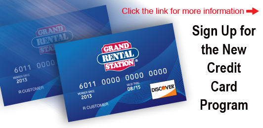 GRS Credit Card