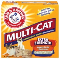 Arm & Hammer Multi Cat Litter 28 lb. now $12.99