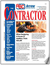 The Contractor Newsletter