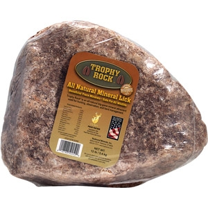 Family Farm Garden Trophy Rock All Natural Mineral Block Many La