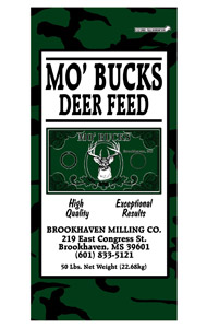 Mo Bucks Deer Feed