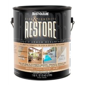 Olympic Paint Deck Restore It . RescueIT vs Restore Deck . Promise ...