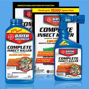 Family Farm Garden Bayer Complete Insect Killer Many La