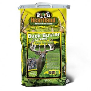 family farm garden buck buster extreme feed plot seed many la